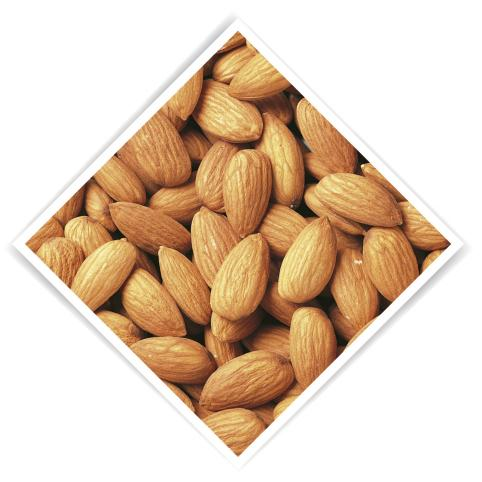 Almonds brown 14