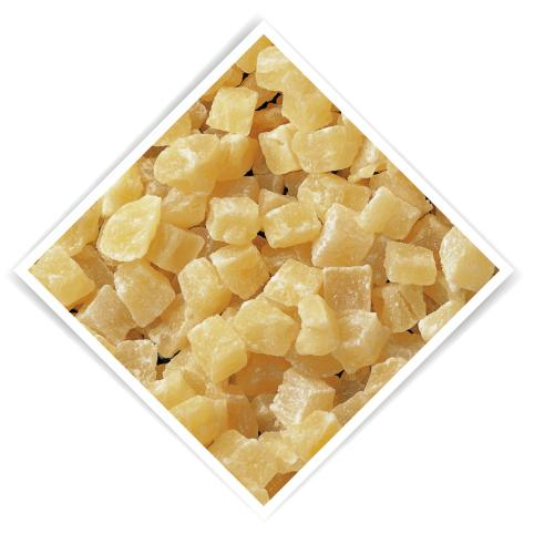 Pineapple diced 4
