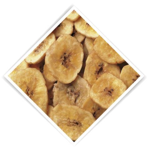 Bananenchips 2