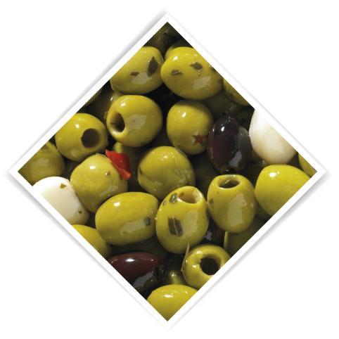 Olives dénoyautées provençales 5