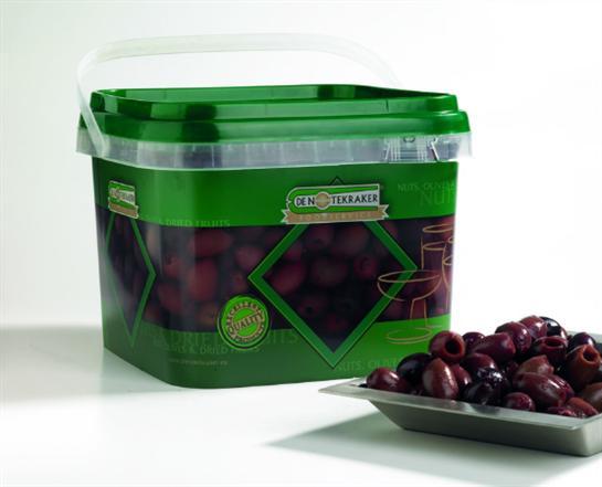 Olives dénoyautées naturel Kalamata 2