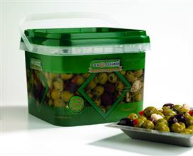 Olives dénoyautées provençales